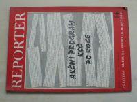 Reportér 14 (1969) ročník IV.