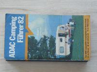 ADAC Camping Führer 82 - Band I - Südeuropa (1982) německy