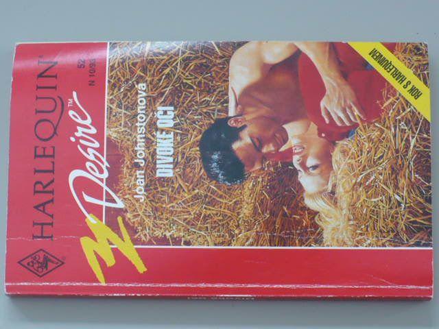 Desire 52 - Johnsonová - Divoké oči (1993)