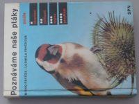 Fryček, Fryčková - Poznáváme ptáky (1972)
