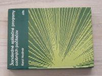 Hodinár - Štandardné aplikačné programy osobných počítačov (1989) slovensky
