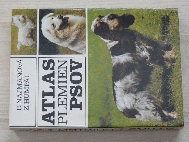 Najmanová, Humpál - Atlas plemien psov (1983) slovensky