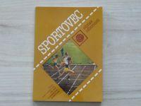 Odznak odbornosti - Mráz - Sportovec (PO SSM 1984)