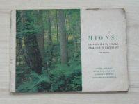 Olšanská - Mionší - Přírodovědná stezka pralesovou rezervací (1969)
