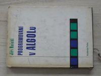 Raichl - programování v ALGOLu (Academia 1971)