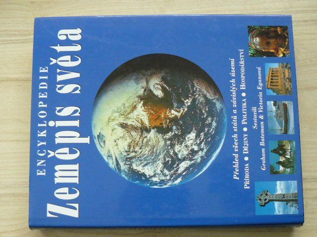 Encyklopedie - Zeměpis světa (1999)