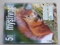 Myslivost 5 (2006) ročník LIV.