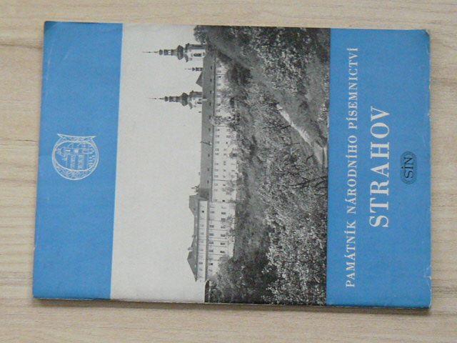 Památník národního písemnictví Strahov (1954)