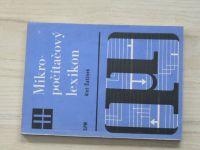 Šatánek - Mikropočítačový lexikon (1987)