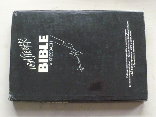 Steiger - Bible v kresbách (1990)