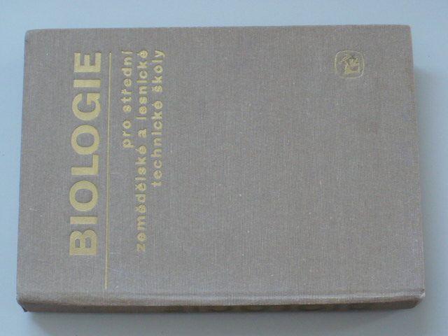 Biologie pro střední zemědělské a lesnické technické školy (1975)