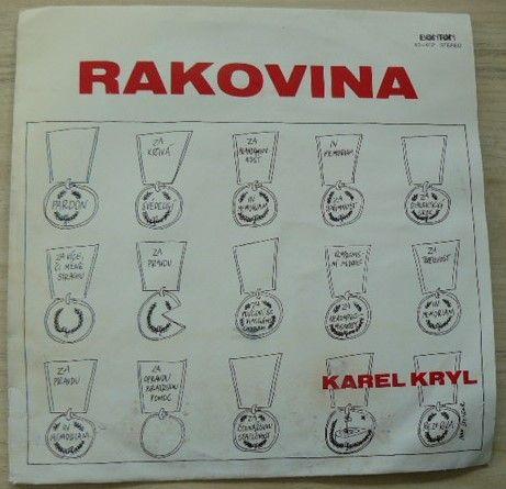 Karel Kryl – Rakovina (1990)
