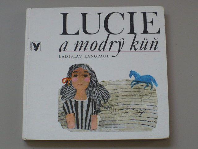 Langpaul - Lucie a modrý kůň (1975)