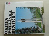 Okres Považská Bystrica (1980) slovensky