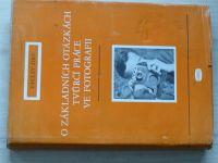 Václav Jírů - O základních otázkách tvůrčí práce ve fotografii (Orbis 1954)