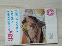 33x gurmánská kouzla z masa nutrií (Kara 1986)
