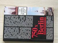 750 Jahre Berlin 1987 (1987) německy