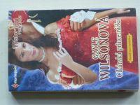 Historická romance 325 - Wilsonová - Cikánská princeznička (2011)