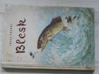 Josef Prchal - Blesk (SNDK 1958) příběh pstruha