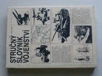 Stručný slovník vojenství (1984)