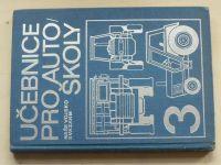 Učebnice pro autoškoly III. díl - Traktor + příloha (1975)