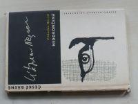 Vítězslav Nezval - Nedokončená (1960) Básně z pozůstalosti