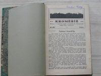 Vlastivědný sborník pro mládež župy olomoucké  - Přílohy 1923 - 1927