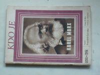 Červinka - Kdo je Karel Marx (1949)