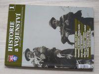 Historie a vojenství - Ročník LV. 1,2,3,4 (2006) Časopis vojenského historického ústavu Praha