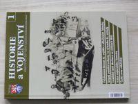 Historie a vojenství - Ročník LVI. 1,3,4 (2007) Časopis vojenského historického ústavu Praha