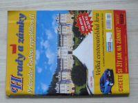 Hrady a zámky - Průvodce Českou republikou II. - léto 2004