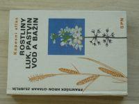 Hron, Zejbrlík - Rostliny luk, pastvin, vod a bažin (1979)