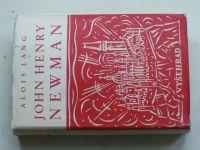 Lang - John Henry Newman (1939)