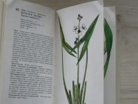 Májovský, Krejča - Rastliny vód, močiarov a lúk - Obrázková kvetena Slovenska 4 (1970)