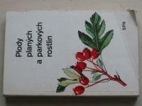 Mikula, Vanke - Kapesní atlas - Plody planých a parkových rostlin (1989) (1989)