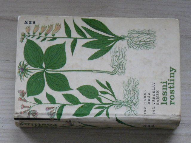 Mráz, Samek - Lesní rostliny (1966)
