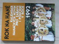 Rok na Hané 1992 -  Kalendář Hanáckých novin
