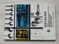 Technomat - Katalog Tona 711 - 413, Šroubové a maticové klíče, momentkové klíče...