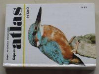 Bouchner - Kapesní atlas ptáků (1975)