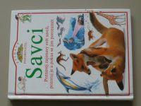 Burnie - Savci - Poznávej zajímavý svět savců, pozoruj je a pokus se jim porozumět (1997)