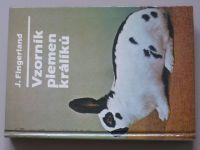 Fingerland - Vzorník plemen králíků (1986)