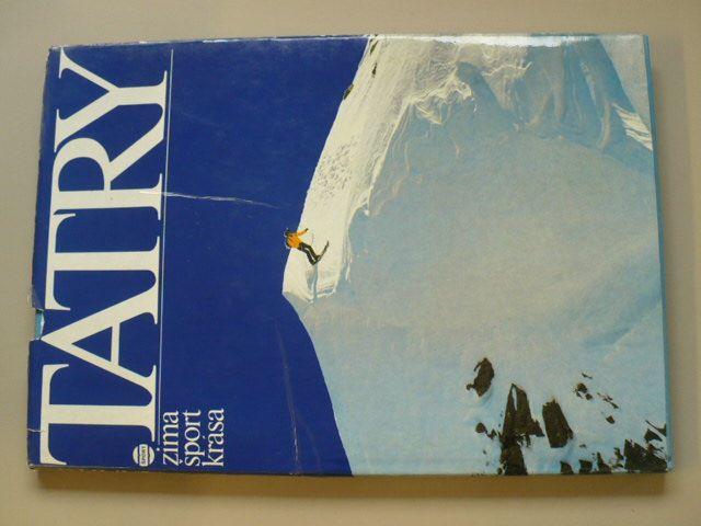 Harvan - Tatry - Zima, šport, krása (1981) slovensky