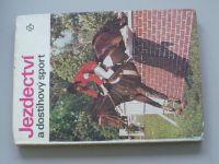 Jezdectví a dostihový sport (1977)