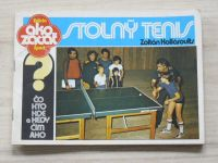 Kollárovits - Stolný tenis (1984) slovensky