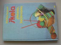 Maksimovová - Škola pletenia, háčkovania (1989) slovensky