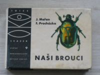 OKO 9 - Mařan, Procházka - Naši brouci (1963)