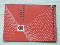 Předběžná dokumentace - 536 A Teslatron (1965)
