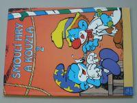Šmoulí hry a kouzla 2 (1993)