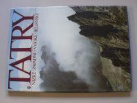 Tatry - Nízke, Západne, Vysoké, Belianske (1987) slovensky