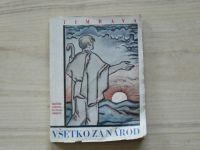 Timrava - Všetko za národ (Mazáč 1930) slovensky, ob. Benko